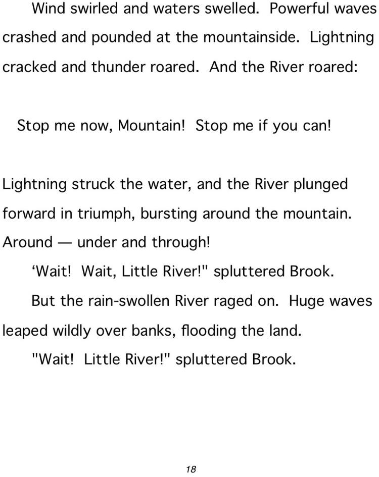 river #- final-person# 18
