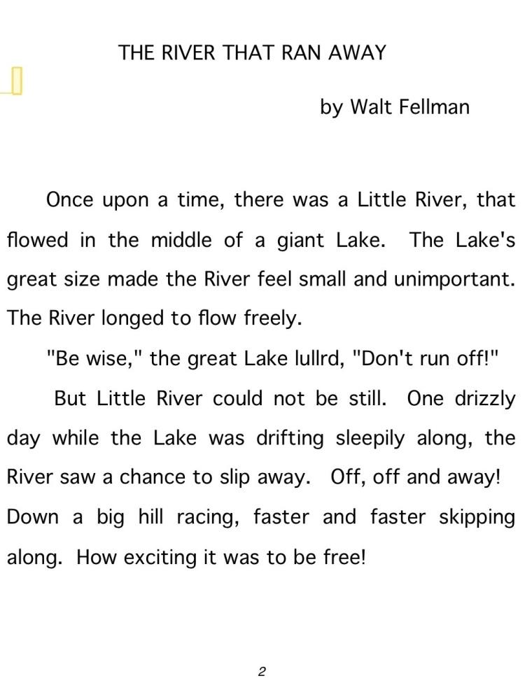 river #- final-person# 2