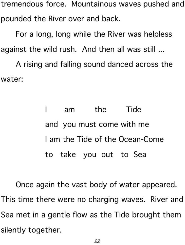 river #- final-person# 22