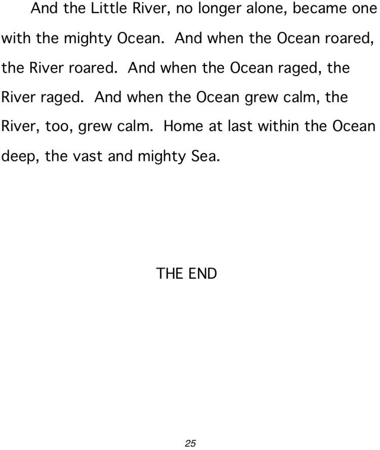 river #- final-person# 25