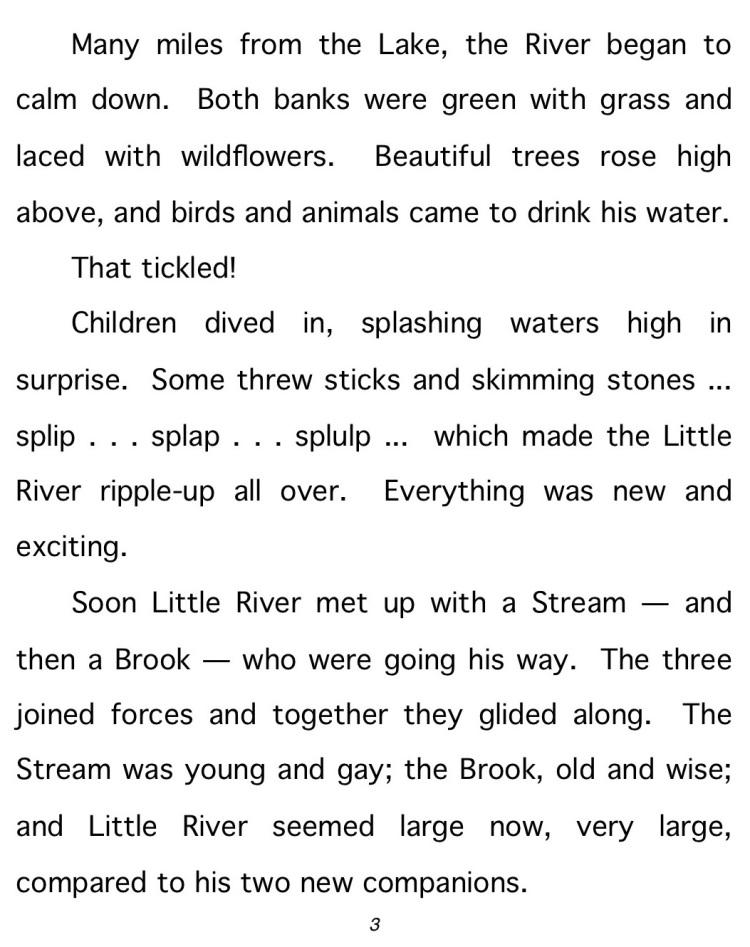 river #- final-person# 3