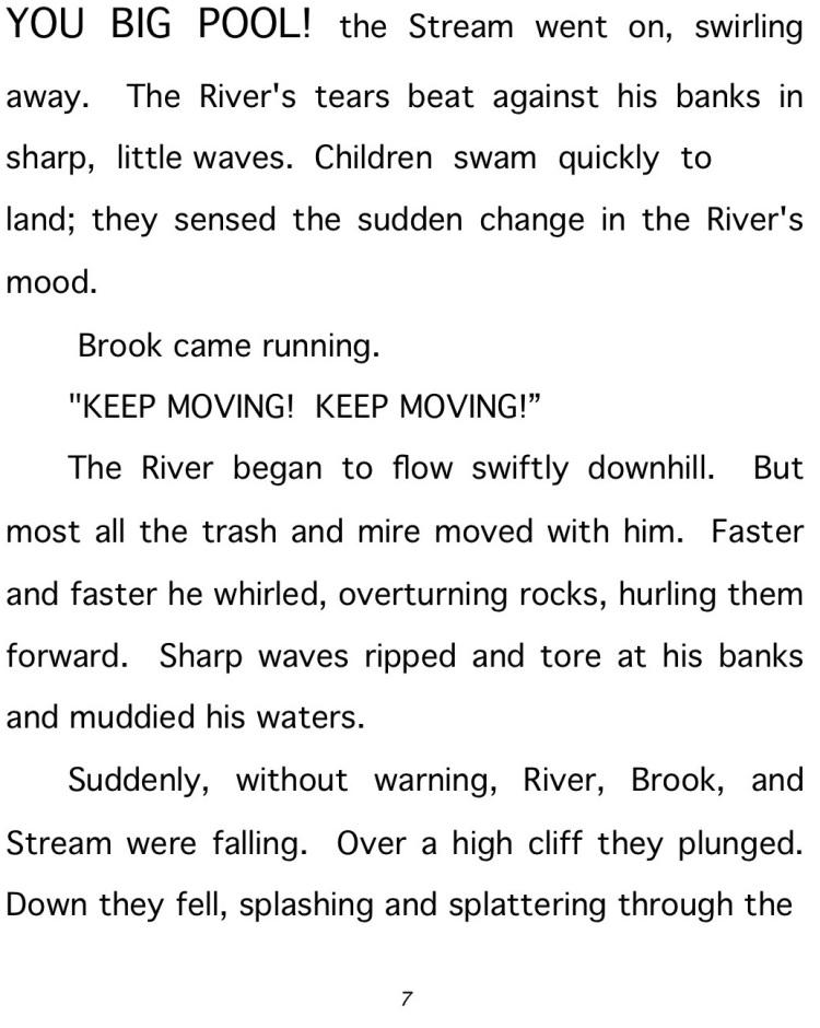 river #- final-person# 7